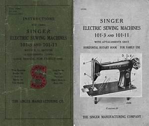 Vintage Machine Shop  Singer 101 Machines  Pros  Cons