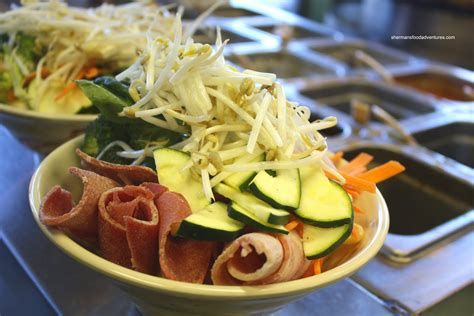 cuisine grill sherman 39 s food adventures king mongolian grill