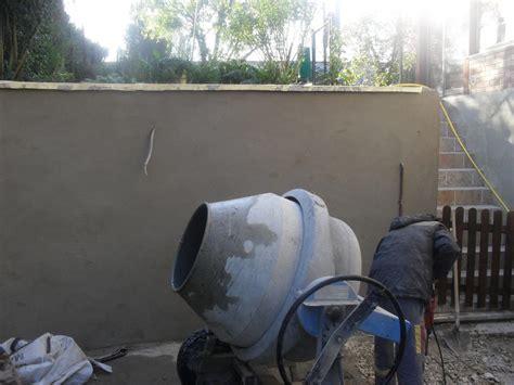 comment faire un enduit ciment