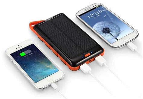 powerbank solar test easyacc 15000mah solar powerbank test magazin