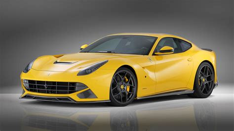 novitec rosso ferrari fberlinetta wallpaper hd