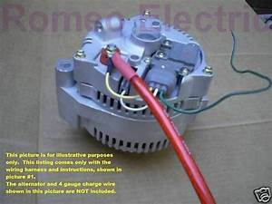 Ford Mustang 3g Alternator Upgrade Conversion Wiring