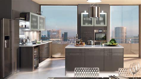 ophrey modele de cuisine moderne conforama