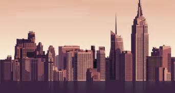 free resume templates download psd templates vector city skyline vol2 decorative vectors pixeden