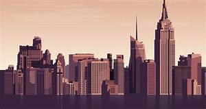 Vector City Skyline Vol2   Decorative Vectors   Pixeden