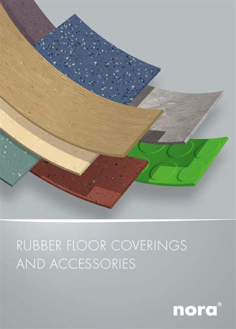 Nora Rubber Flooring Specifications by Nora Flooring Systems Uk Ltd Specification