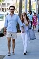 Jessica Chastain and Her Boyfriend Gian Luca Passi de ...
