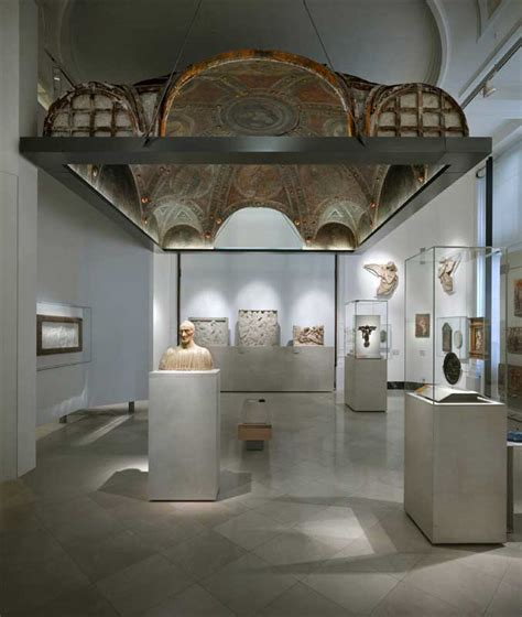 medieval renaissance galleries va london  architect