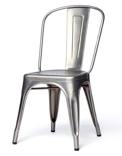 chaise métal industriel 13 idées de chaise pour une déco industrielle