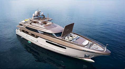 chambres completes geosand méga yacht de luxe de 42 mètres
