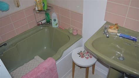 Best Avocado Bathroom Images On Pinterest