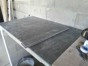 carrelage plan de travail cuisine 60x60 With carrelage pour plan de travail cuisine