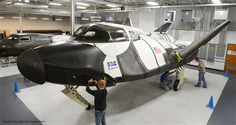 SNC moves ahead on Dream Chaser spaceship – GeekWire
