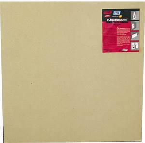 Plaque D Isolation Au Sol : plaque d 39 isolation thermique et protection au feu 500 mm x ~ Premium-room.com Idées de Décoration