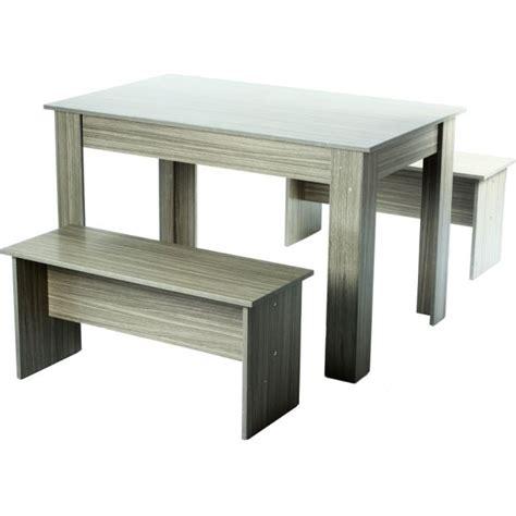 table cuisine banc table de cuisine avec banc cgrio