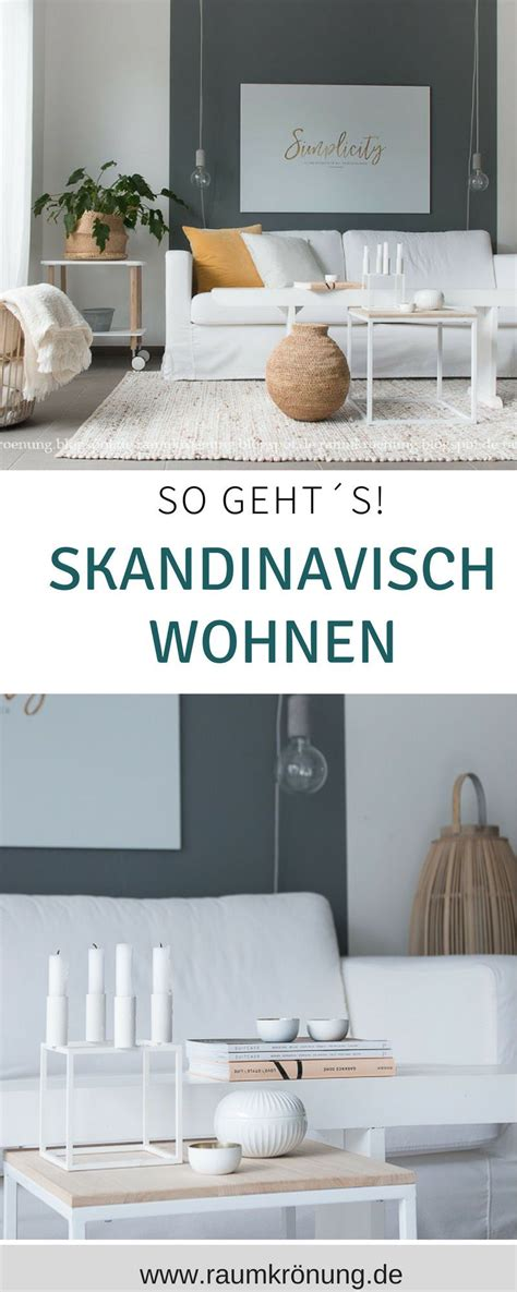 skandinavisch wohnen wohnzimmer skandinavische
