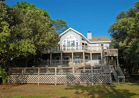 obx rentals corolla light tequila sunset vacation rental twiddy company