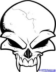 cool drawing designs how to draw a skull design skull design