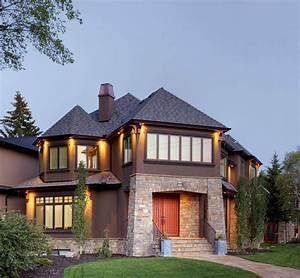 Highlands, Ledge, Thin, Veneer, From, Montana, Rockworks, Project, By, Stephens, Fine, Homes, Calgary