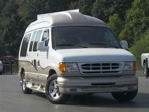 Buy Used 2004 Ford Econoline Conversion Van E150 Dvd