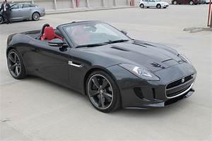 Jaguar F Type Cabriolet : jaguar f type convertible la times ~ Medecine-chirurgie-esthetiques.com Avis de Voitures