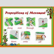 Prepositions Of Movement  Ppt Download