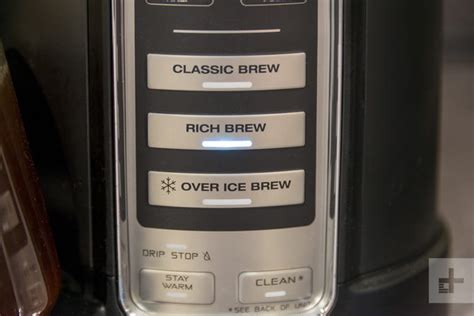 Once you understand how to use it, it will be a smooth sail for you when you start using this coffee bar you might have a hint that the coffee machine is not brewing the expected amount of coffee. Ninja Coffee Brewer CF020 Review   Digital Trends