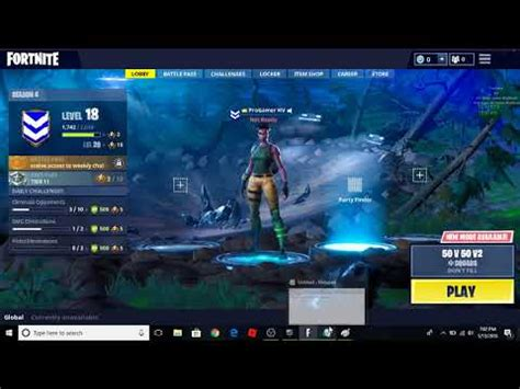 fix fortnite black screen  pressing battle
