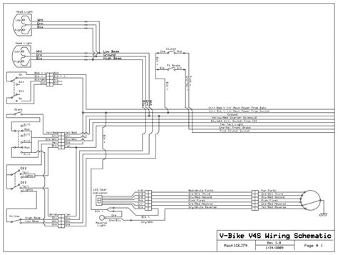 Sunl 4 Wheeler Wiring Diagram by Need Wiring Diagram For Vbike 250 V4s Atvconnection