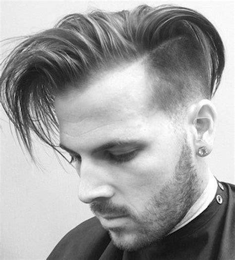 undercut hairstyles  men  guide
