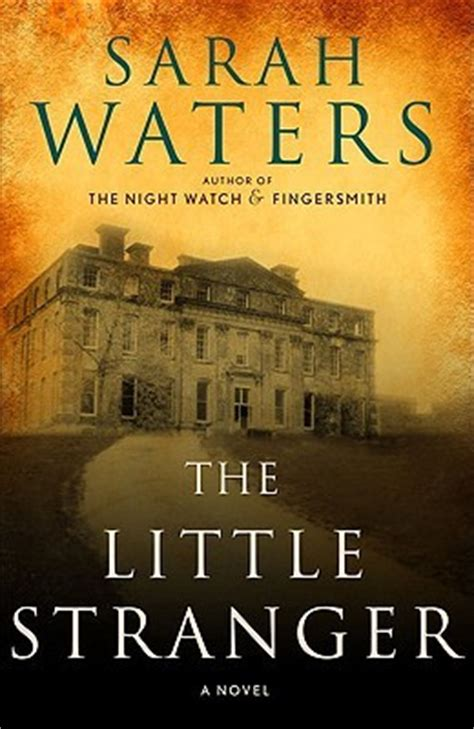 stranger  sarah waters reviews discussion