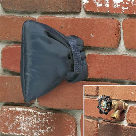 Outside Faucet Covers Winter by Outdoor Faucet Cover Faucet Sock Kimball