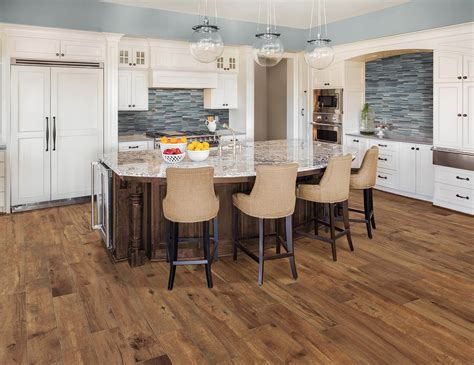 tile vs hardwood in kitchen wood look porcelain tile byrd tile 8508
