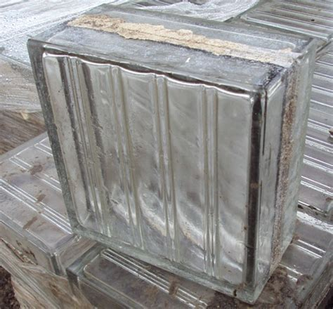 Reclaimed Glass Block   Recycling the Past   Architectural