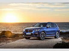 2018 BMW X3 M40i Review GTspirit