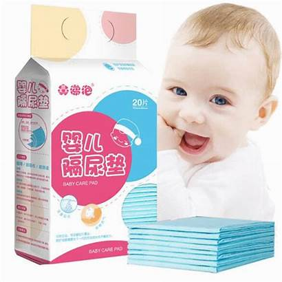 Pad Disposable Diaper Waterproof Changing Newborn Supplies