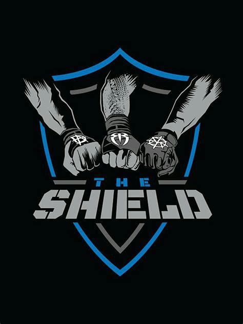 WWE SHIELD new logo   Roman reigns wwe champion, Wwe roman ...
