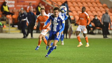 Wigan Athletic FC - After making his full senior debut for ...