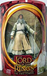 Gandalf, White, The, Two, Towers, Action, Figure, Toy, Biz