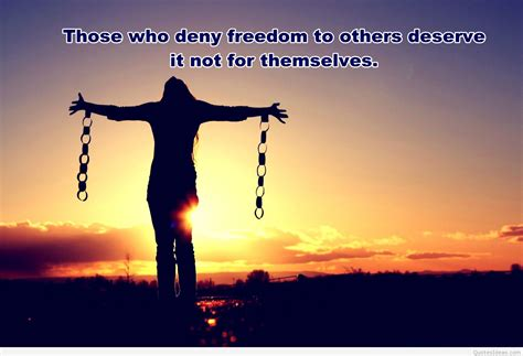 hd freedom quote