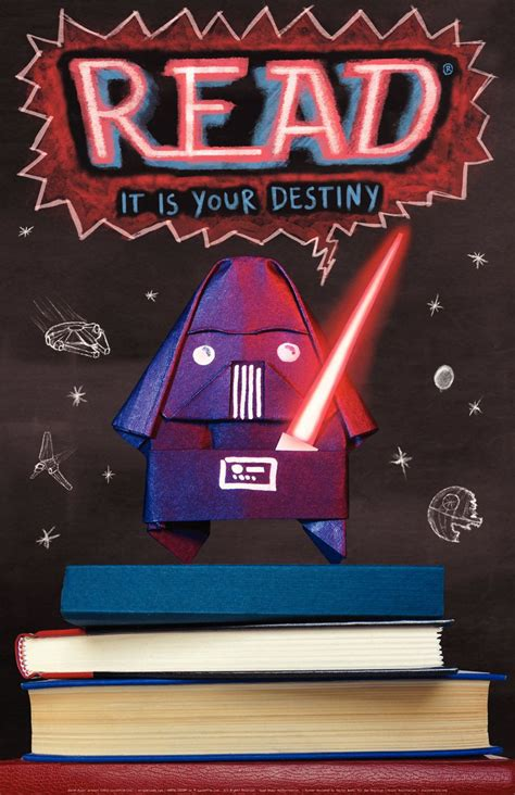 star wars posters  bookmarks gresswell specialist