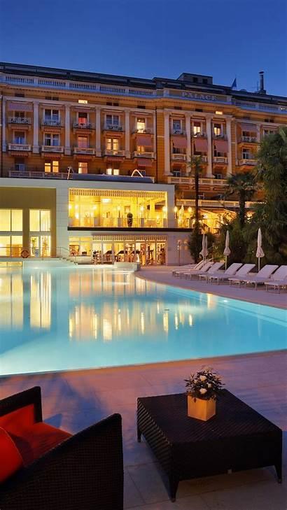 Italy Travel Merano Hotels Palace Tourism Resort