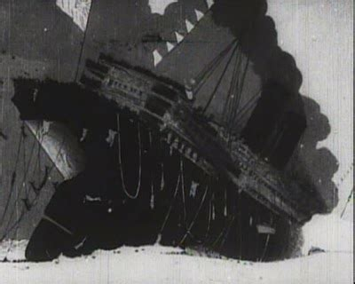 the sinking of the lusitania 1918 movie