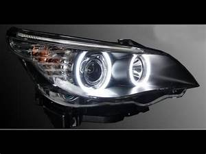 Bmw E60 Facelift Scheinwerfer : bmw e60 e61 scheinwerfer ffnen open headlights doovi ~ Kayakingforconservation.com Haus und Dekorationen