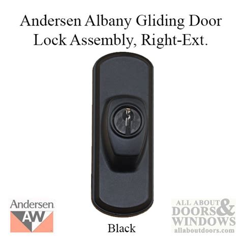 andersen frenchwood gliding doors lock assembly albany