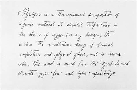 cursive writing paragraph popflyboys