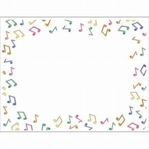 Music Notes Border - Jones School Supply