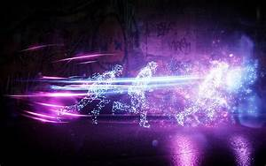 Infamous Second Son Neon Wallpaper