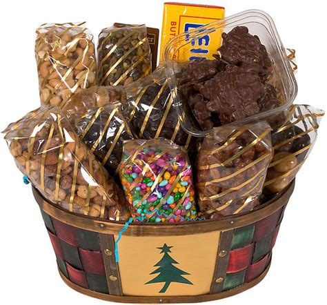 gourmet christmas basket holiday gifts nuts com