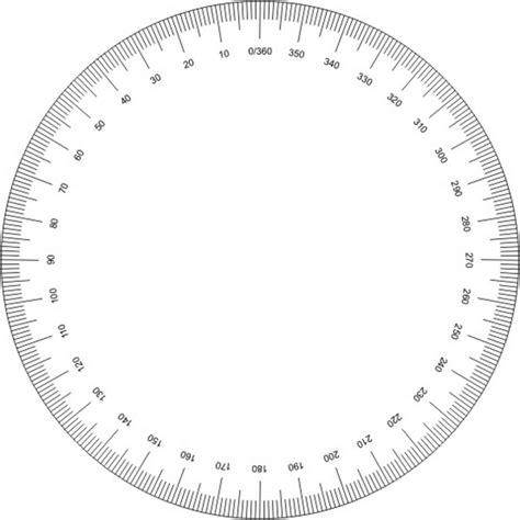 printable protractor     ruler